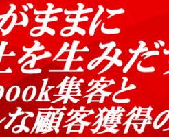 2015.12.19(土)思うがままに売上を生みだす!Facebook集客&リアルな顧客獲得の極意
